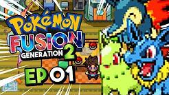 Pokemon Fusion Generation 2
