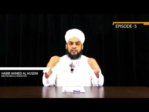Imam Hussain (AS) Physical Appearance and his Dress Code  - Episode 5 By Habib Ahmed Al Huseni