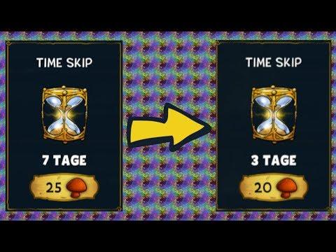 Noch Ein Time-Skip | Shakes & Fidget