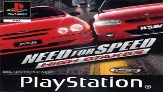 Need for Speed: High Stakes - Gameplay (PSX PS One) - Playstation classics