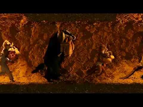 fantastic mr fox trailer borders youtube
