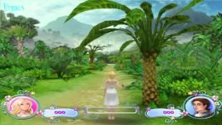 Барби в роли Принцессы острова Игры для девушек, девочеки на русском языке Прохождение 2015 года