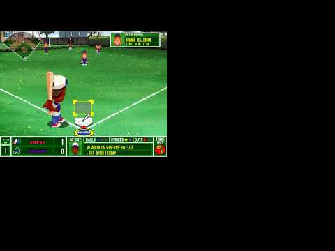 BBL Game 09 Expos @ DBACKS