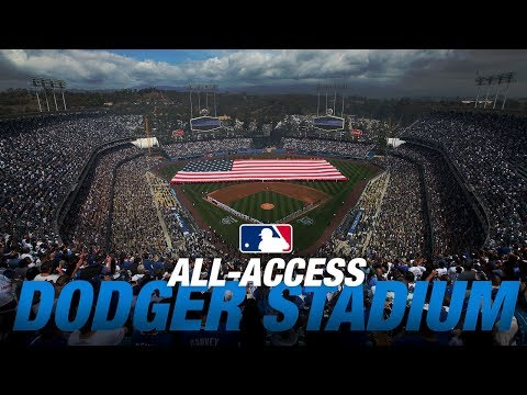 Dodger Stadium All-Access Tour | Legendary location of the Los Angeles Dodgers!
