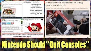 WHY IT MATTERS - Journalists Hatred For Nintendo (Episode 7)