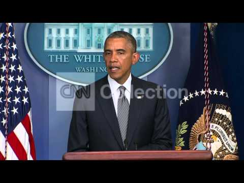 OBAMA ON MALAYSIA AIRLINE-INNOCENT LIVES TAKEN