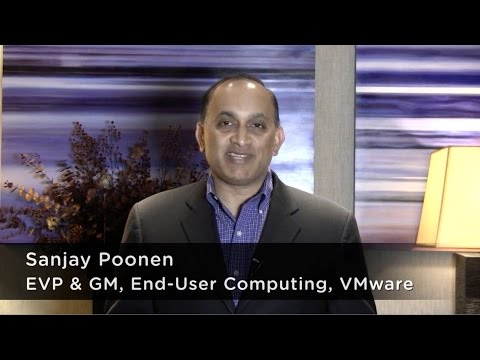 VMware End-User Computing at VMworld U.S. 2015