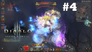 Diablo 3 ROS Multipayer Fast Rift Wizard GAMEPLAY 2017 1080p PC#4
