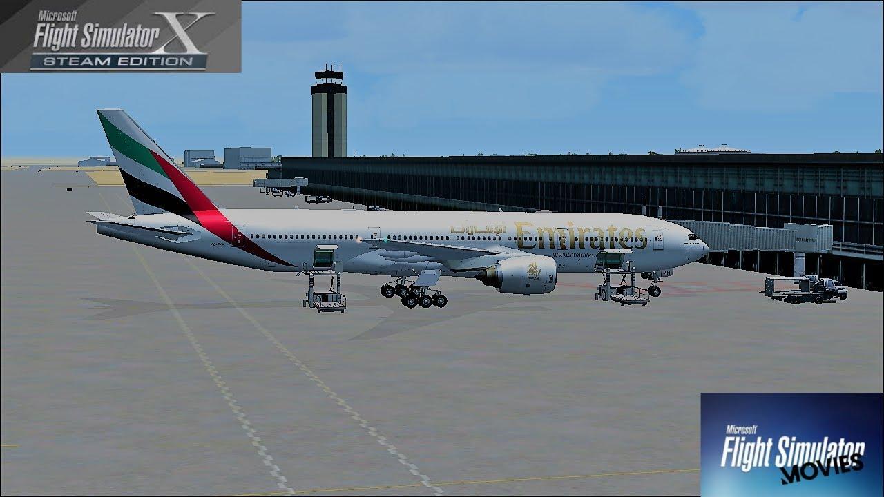 Fsx Rikoooo 777