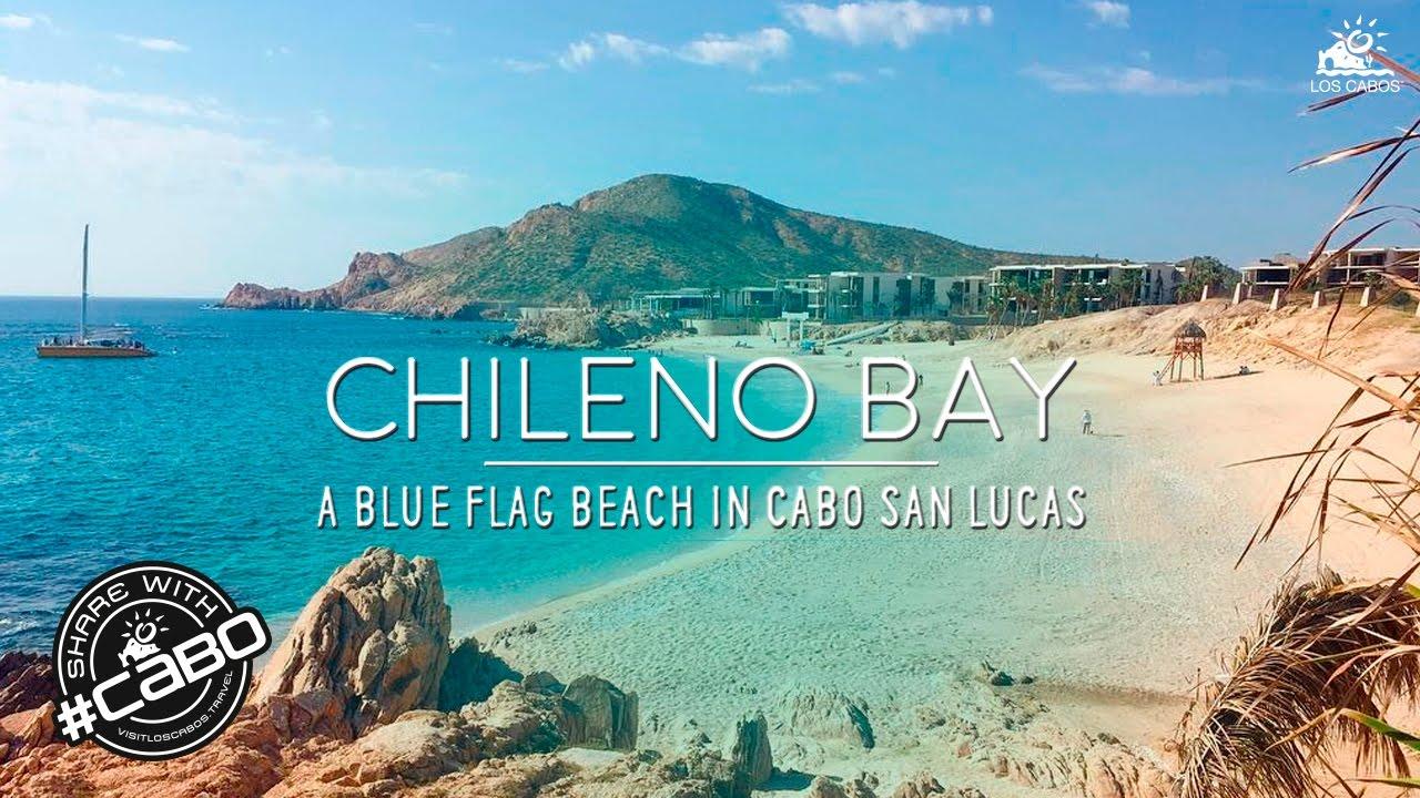 Chileno Bay A Blue Flag Beach In Cabo San Lucas