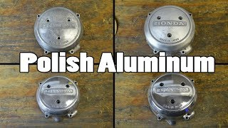 How-To: Polish Aluminum Motorcycle Parts