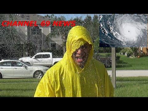Channel 69 News: Hurricane Report