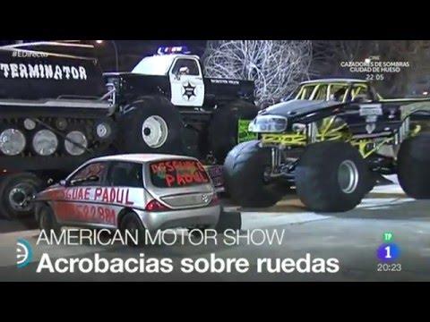American Motor Show en 'España Directo'