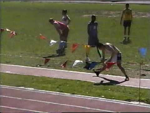 Mt Carmel Track Invitation 2003 Mountain View High School