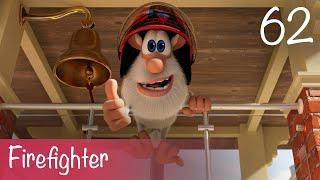 Booba - Firefighter - Episode 62 - Cartoon for kids