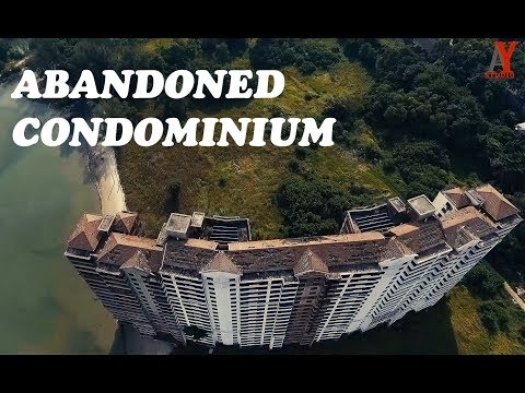 Abandoned Condominium  ( Port Dickson )