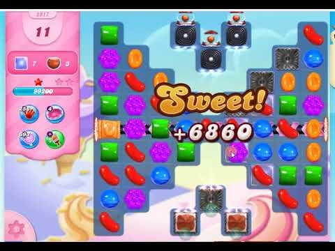 Candy Crush Saga Level 2917