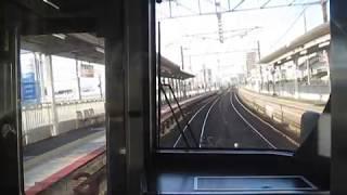 2018 01 01 展望・JR山陽本線 227系・広島~新井口 横川駅・MH