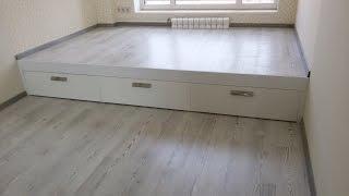 видео Делаем мебель для детской комнаты