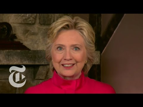 Hillary Clinton Thanks Democrats | Democratic Convention | The New York Times