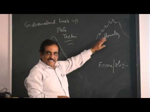 Climate Geology Class_20 Part_1 by Prof. T.K. Biswal, IIT BOMBAY