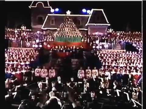 Disneyland Candlelight Ceremony - 1987