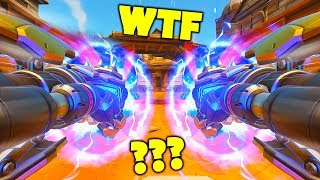 WTF IS THIS DOOMFIST GLITCH..? - Overwatch Funny Moments & Best Plays #91