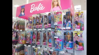 Barbie Doll Shopping at Target in Decatur, Alabama//Hunting fo…