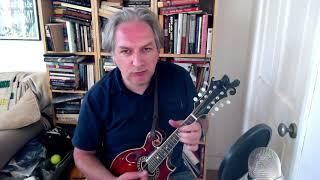 The Cordal Jig on mandolin