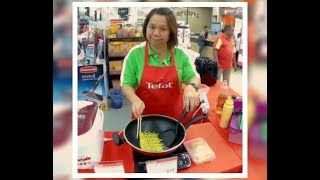 Cooking Demo - Tefal Fry Pan (Cantonese Version)