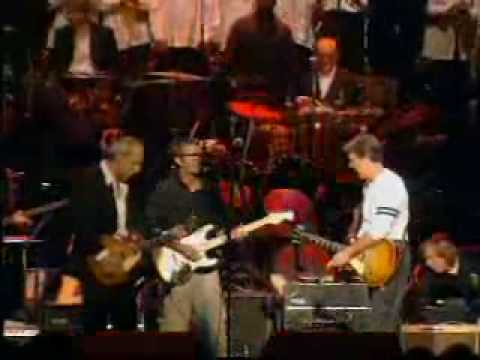Paul Mccartney And Other Stars Music For Montserrat 15 Sept 1997 Youtube