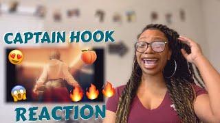 Megan Thee Stallion - Captain Hook [Official Video] REACTION | #ItsJustCarlyTV