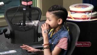 Willow Smith Pranks Justin Bieber | Radio Disney | Disney Playlist