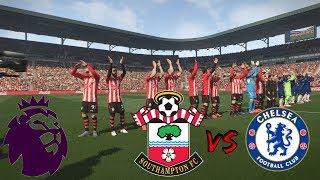 Southampton vs Chelsea | England Premier League 2018-19 Gemaweek8 | Gameplays PC