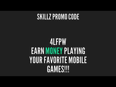 4LFPW Skillz Promo Code NEVER EXPIRES | Bonus Cash On Your Deposit