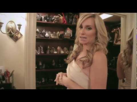 BEHIND THE SCENES: Sonja Morgan for www.LifestyleMirror.com