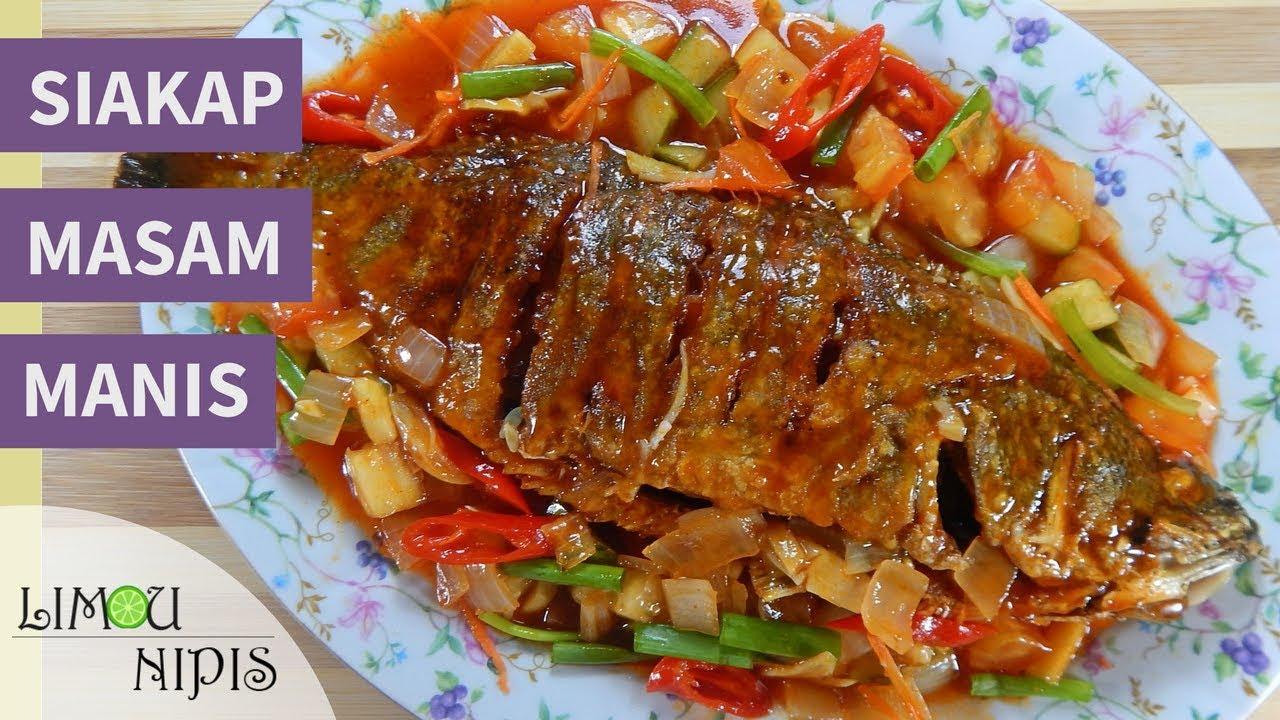 Resepi Ikan Bawal 3 Rasa Azie Kitchen Resep Bunda Erita