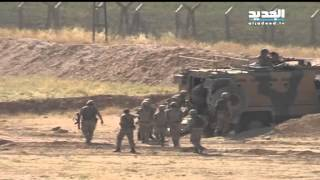 معركة تل ابيض.. خطوة كردية لاقامة منطقة حكم ذاتي – باسل عريضي   16-6-2015
