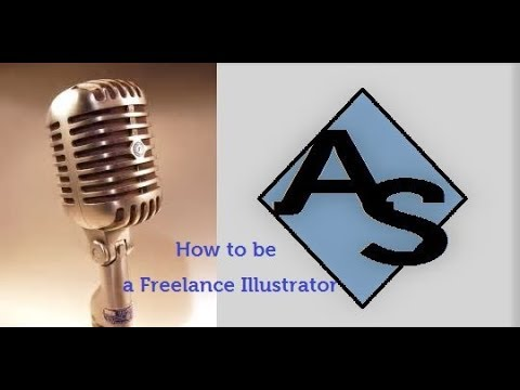 How to Be a Freelance Illustrator- Interview with Christine Horton Marlow