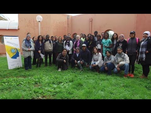 Le reportage PEACEAPP Tunis