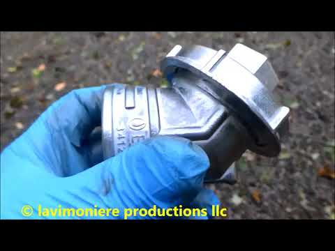 boiler and 2 oil tanks replaced part 3