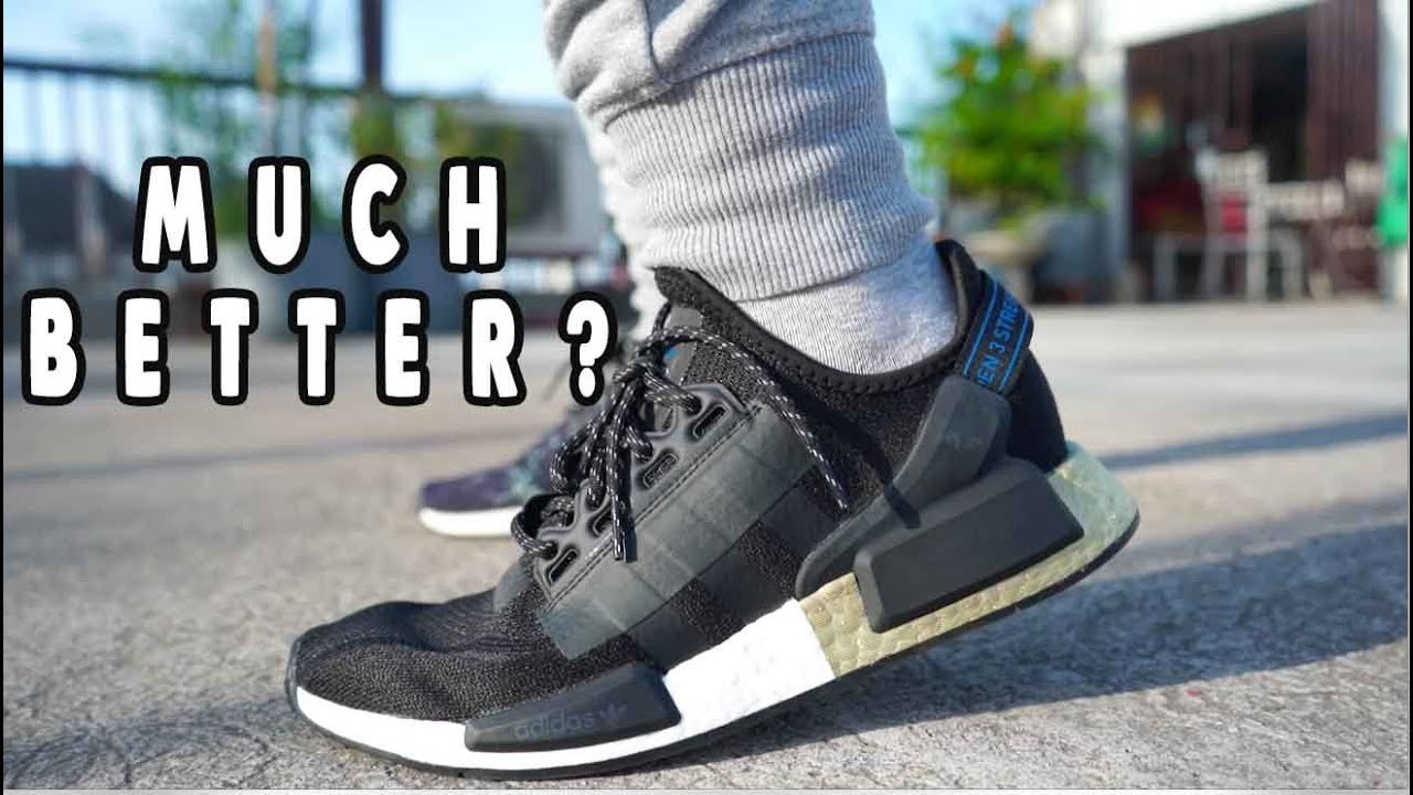 Should You Buy Adidas Nmd R1 V2 This 2020 Youtube