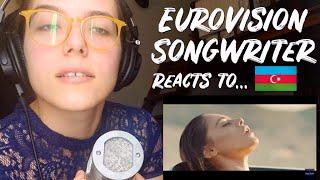 Eurovision 2020 Songwriter Reacts to: Azerbaijan | Efendi - Cleopatra