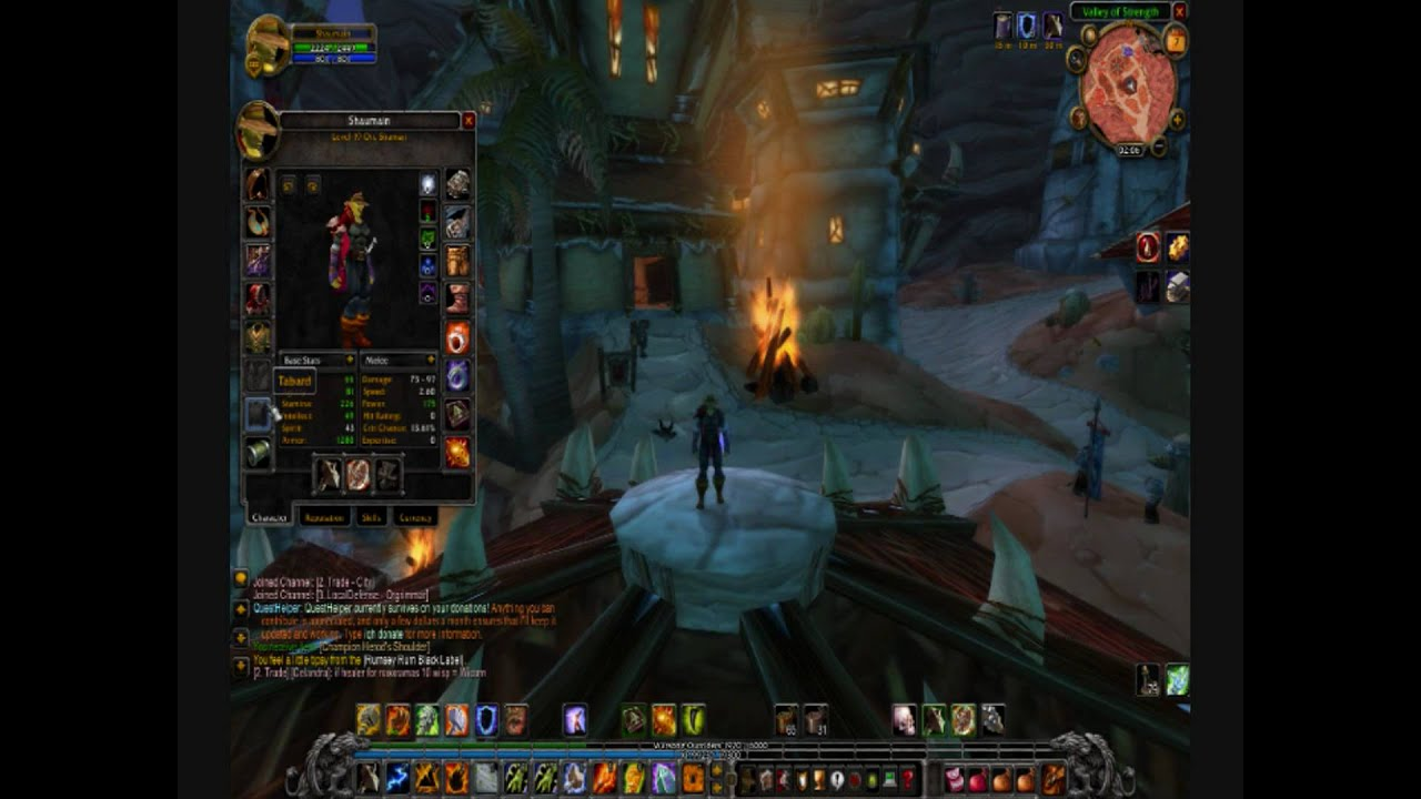 Horde lvl19 rogue twink guide