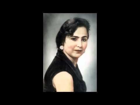MUNOJOT Berta Davydova Tajik Uzbek Songs Берта Давыдова Узбек Муножот