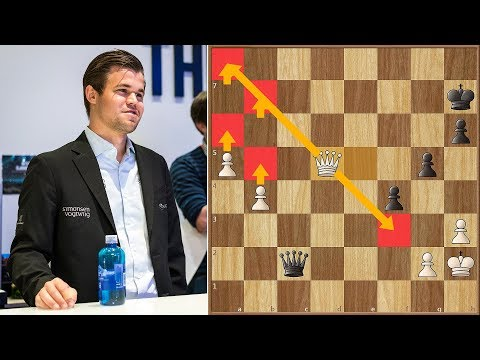 But Can he do it on a Cold November Night in London? | Carlsen vs Caruana | Norway Championship 2018