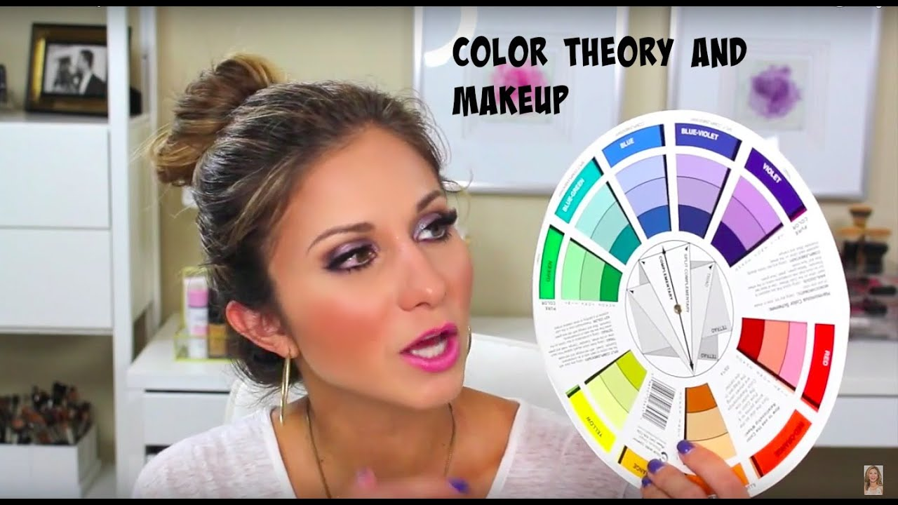Color Theory And Makeup Application Youtube