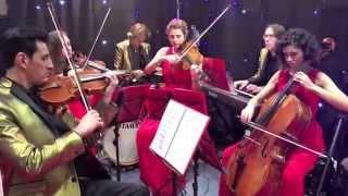 Bollywood Strings Band Medley - Jai Ho, Ainvayi Ainvayi, Jashn-E-Baharaa