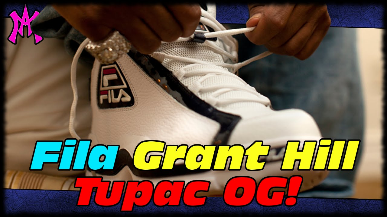 1996 ''All Eyez On Me'' Fila Tupac OG Fila 2018 Retro Fila OG 96 Grant bff096