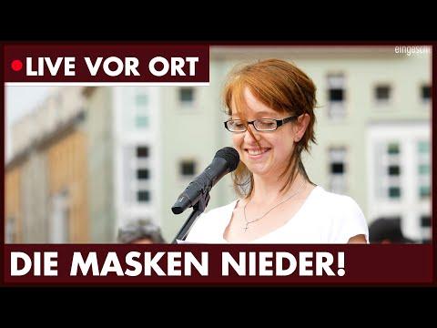 Nicht ohne Uns! Hygiene-Demo in Dresden (13.06.2020)